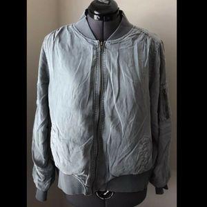 3/$70 NWOT Dear John Light Blue/ Gray Jacket